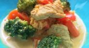 Madras-Curry mit Linsen