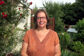 Betti im April 2014