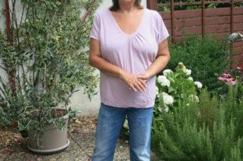 Betti im Juli 2014