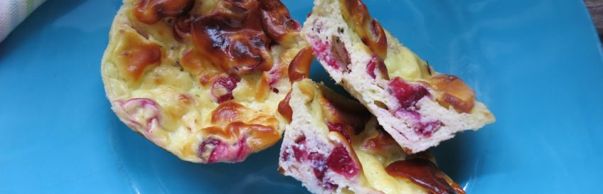 Cranberries-Cheese-Cakes