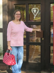 Betti Eingang Seelentrost & Schoko