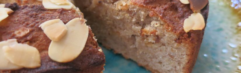 Mandel-Spekulatius-Kuchen