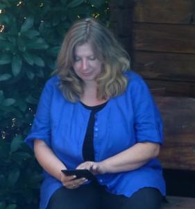Kirsten Wendt im August 2013