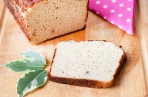 Low Carb Blumenkohl Parmesan Brot