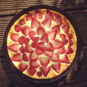 Erdbeer-Cheesecake-Titel