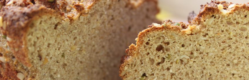 Low Carb Buttermilch-Kartoffelbrot
