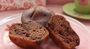Schokoladen-Schmandküchlein