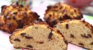 Haferkleie-Schokoladenbrötchen
