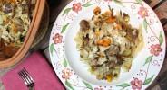 Odenwälder Stew aus dem Römertopf