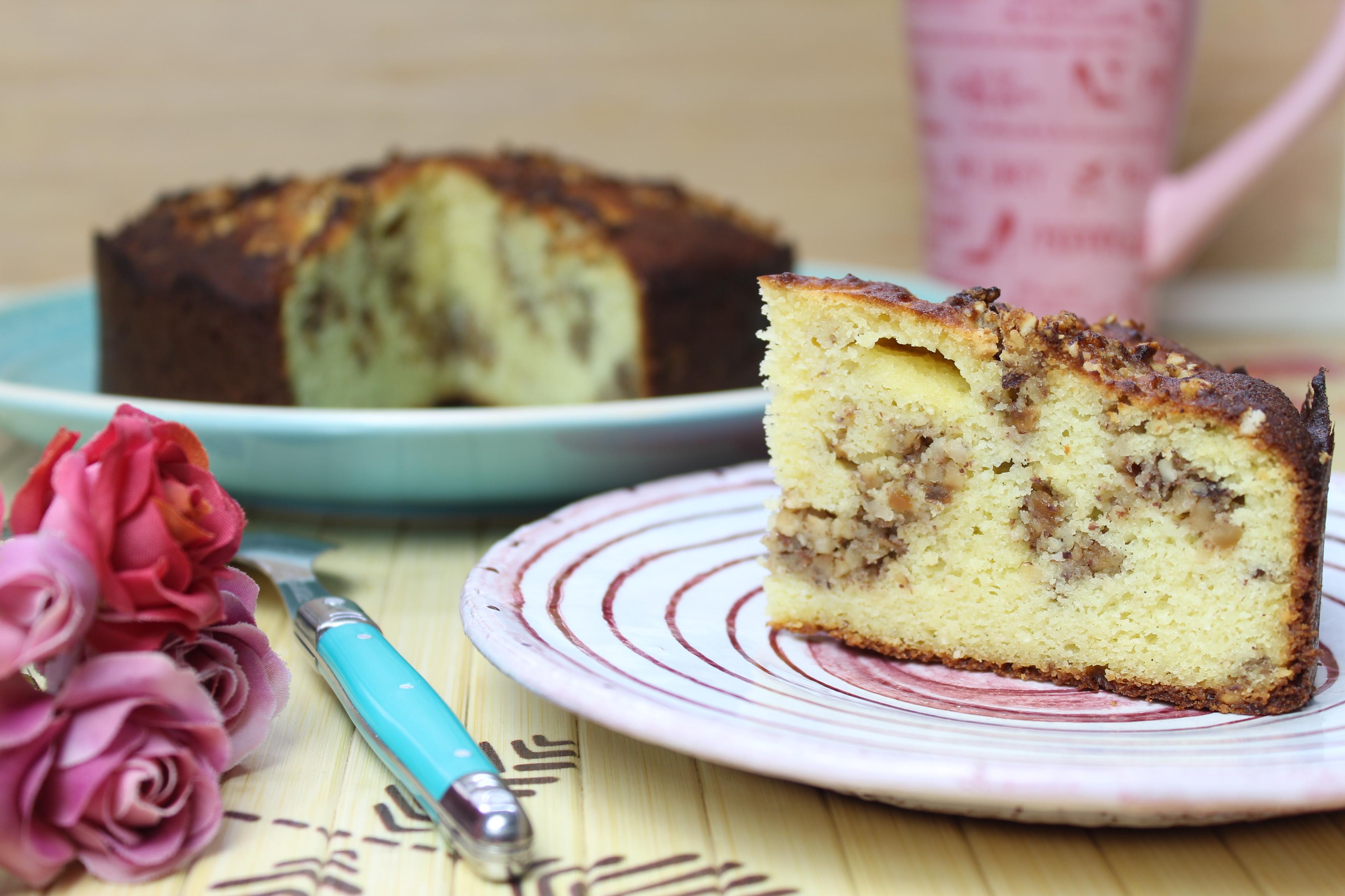 Haselnuss Swirl Kuchen Happy Carb Rezepte