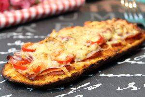 Pizza Baguettes