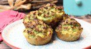 Thunfisch-Brokkoli-Muffins