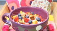 Krümelmonster´s Fruchtquark