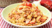 Fetacreme-Kohlsalat