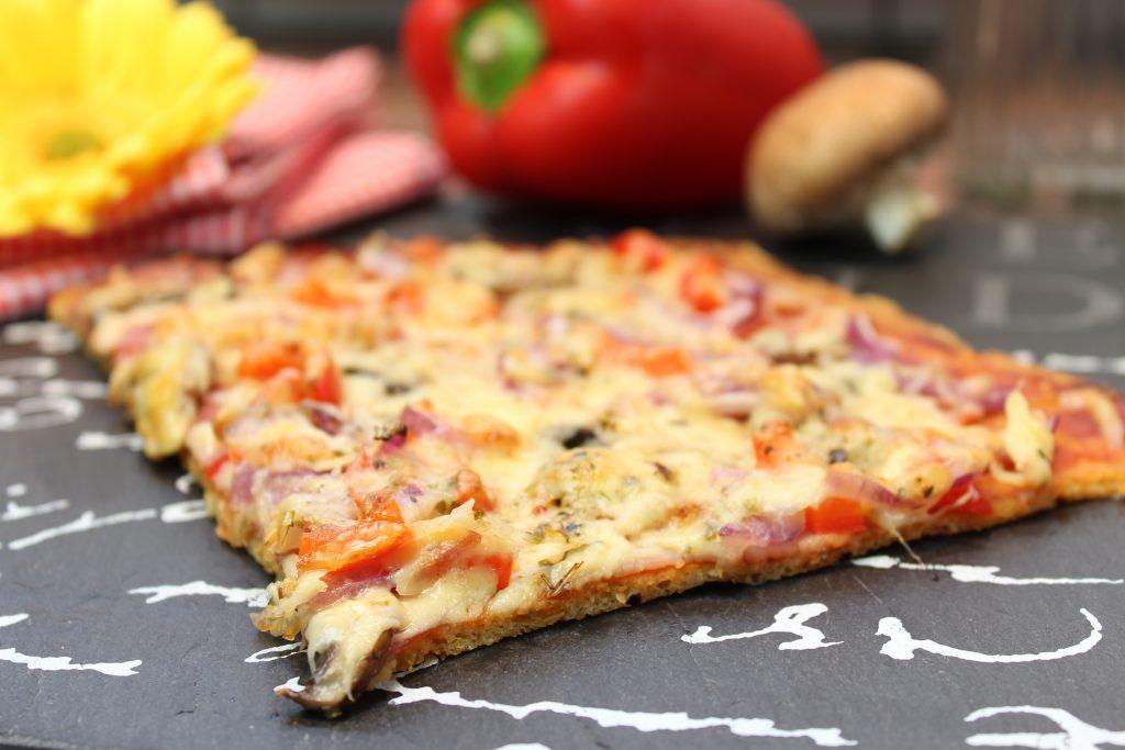Happy Carb Pizza - Happy Carb Rezepte