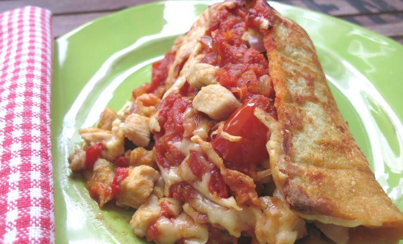 Low Carb Enchiladas