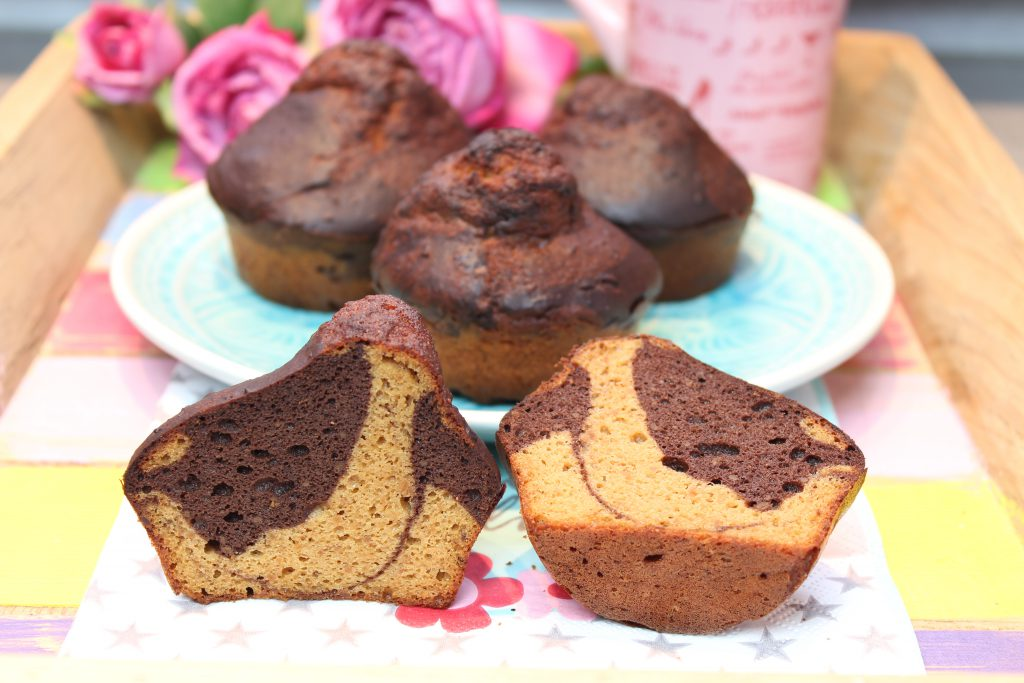 macadamia marmor muffins happy carb rezepte. Black Bedroom Furniture Sets. Home Design Ideas