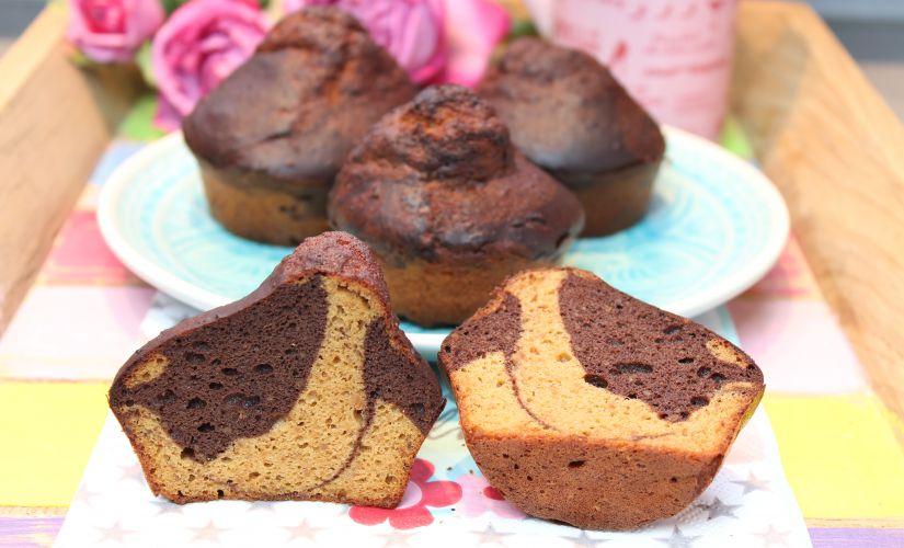 Macadamia-Marmor-Muffins
