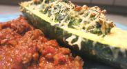 Spinat-Ricotta-Zucchini al forno