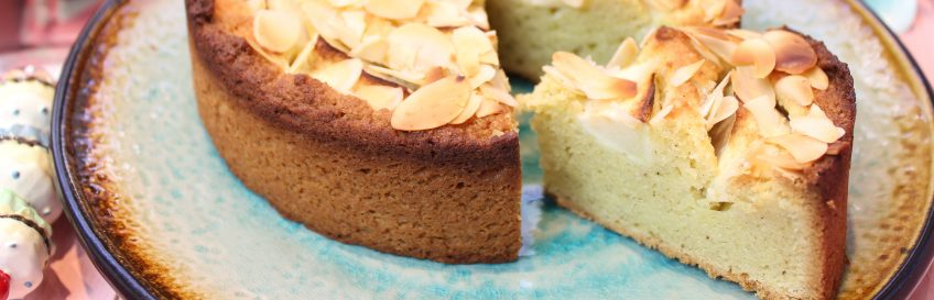 Low Carb Apfelkuchen – gelingt wunderbar