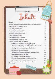 Leseprobe Buch Meine liebsten Low Carb Rezepte, PDF, 25 MB