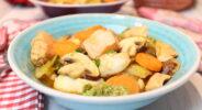 Fischsuppe Thai-Style