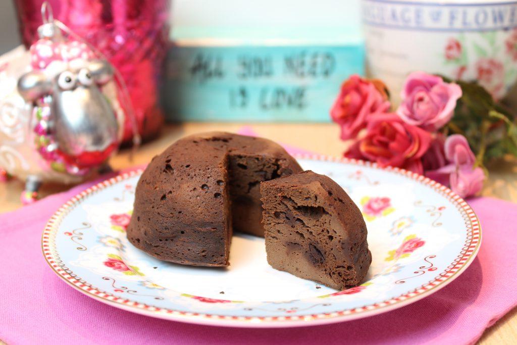 Tassen-Cheesecake Schokoladenzauber