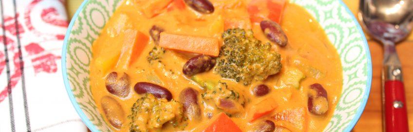 Saté-Chili sin Carne