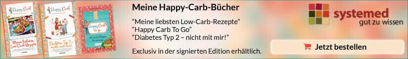 Happy Carb Bücher
