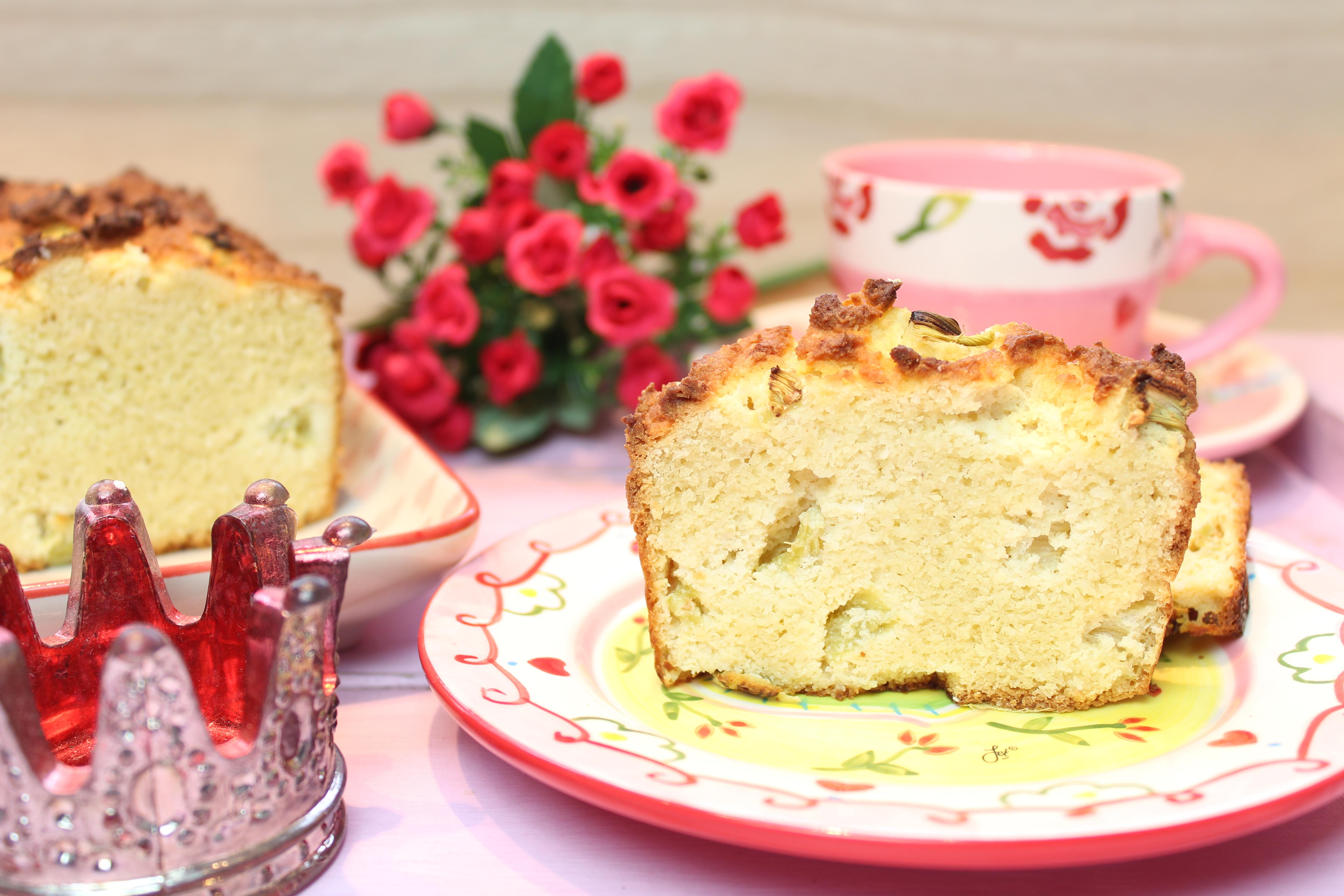 Rhabarber kokos kuchen happy carb rezepte for Kuchen zusammenstellen programm