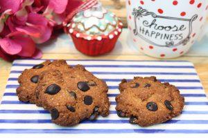 Kokos-Schoko-Cookies