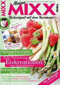 Mixx Magazin - Küchenspaß mit dem Thermomix®