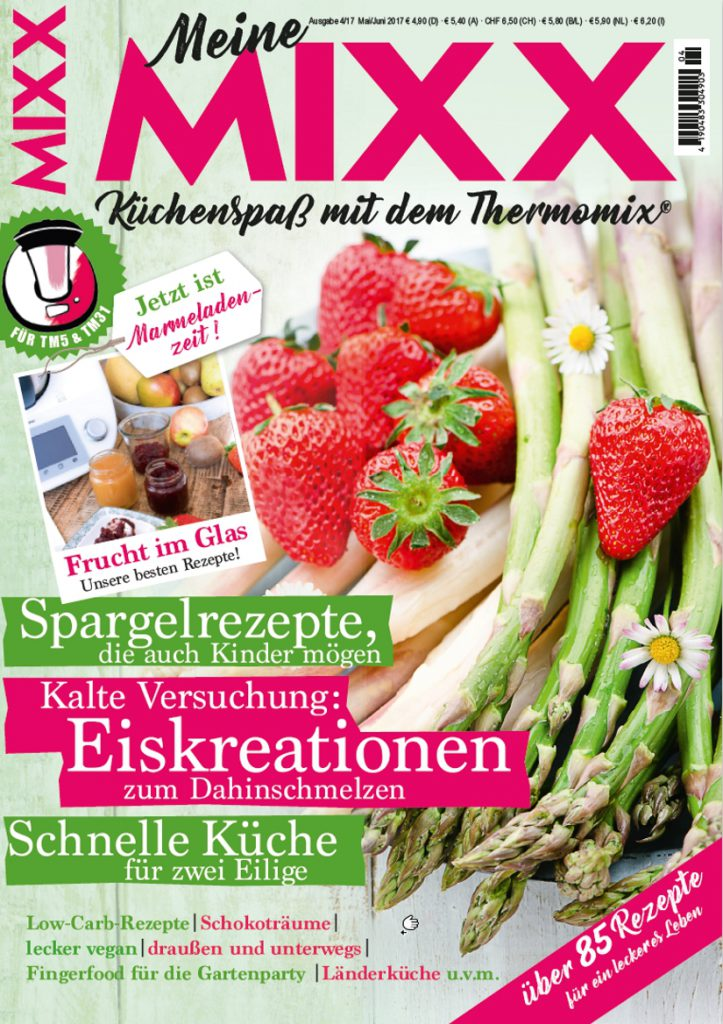 Happy Carb thermomixiert in der MIXX - Happy Carb