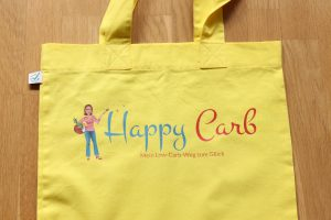 Happy Carb Tasche