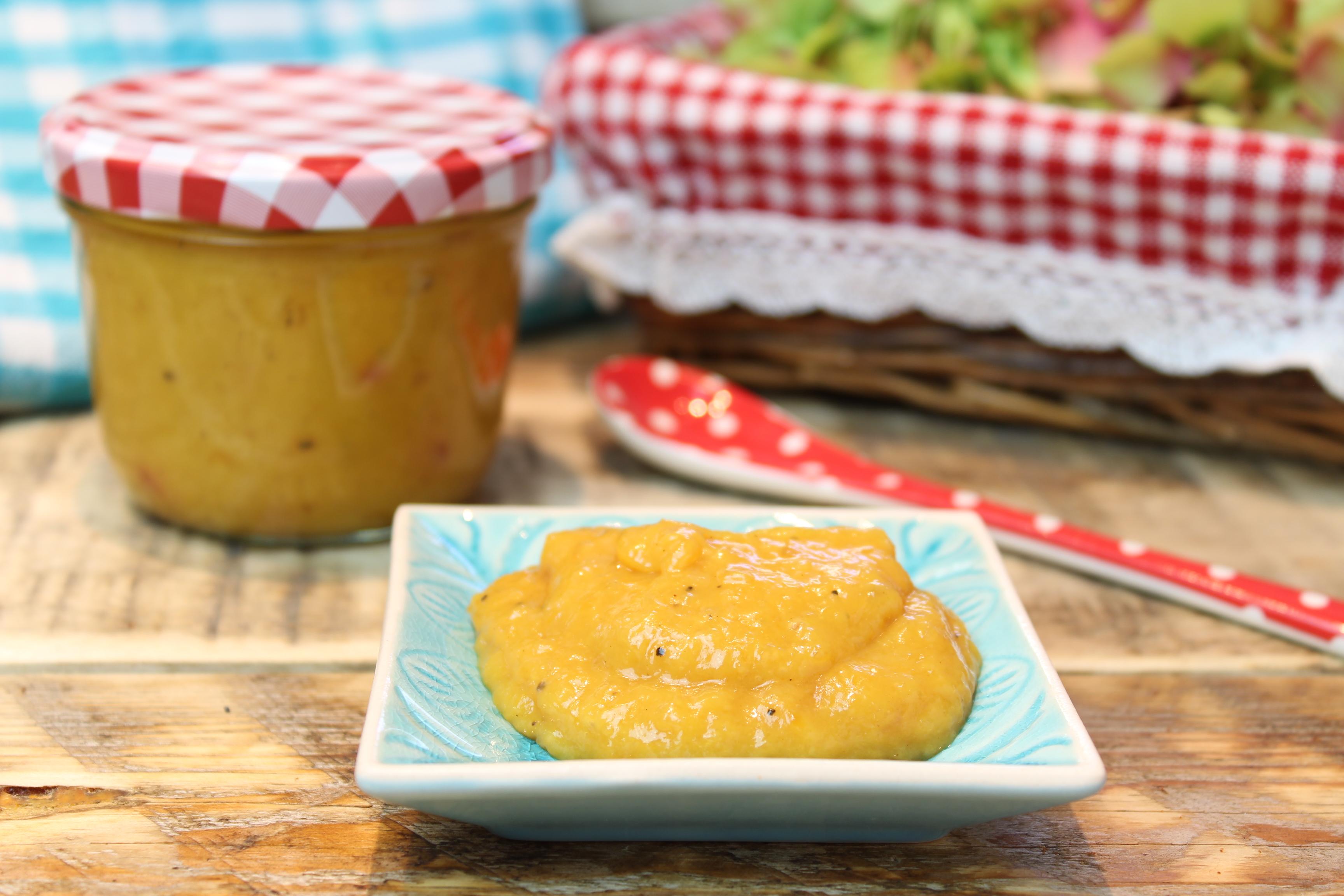 Mango-Senf-Chutney