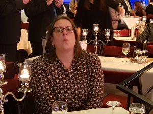 Diabetes Charity Gala 2017 - Bettis Duckface