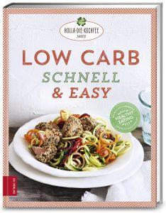 Buch Low Carb schnell & easy von Petra Hola-Schneider
