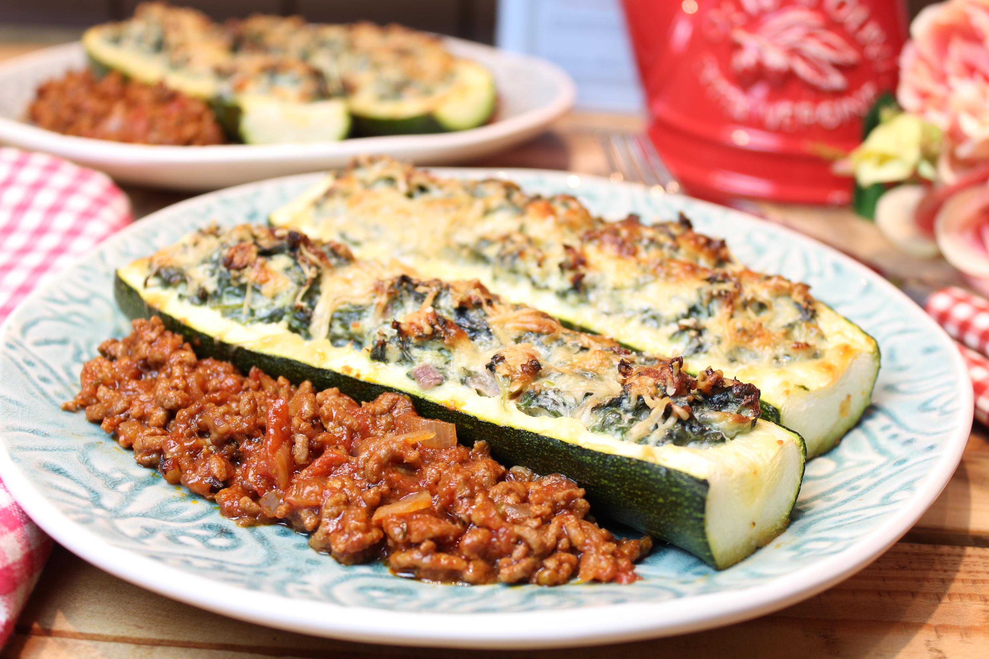 Low carb rezept pute zucchini