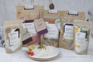Produkte aus Konjakwurzel von Shileo
