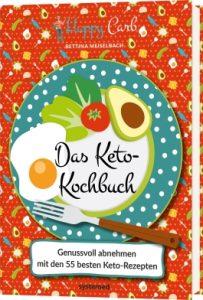 Buch Happy Carb Das Keto-Kochbuch Iso Cover
