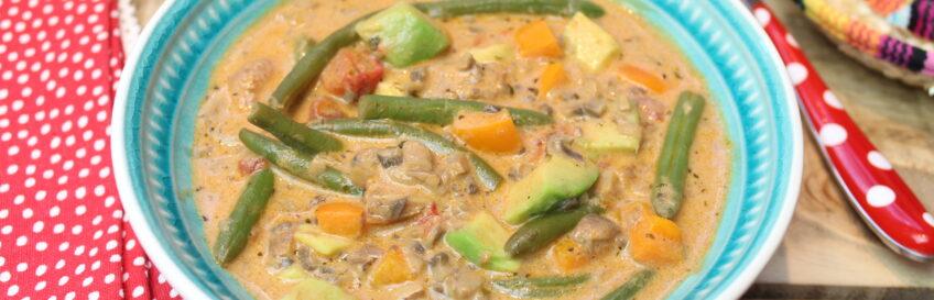 Keto-Chili sin Carne