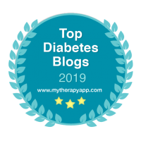 My Therapy Diabetes Top Blog 2019