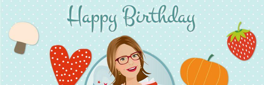 Happy Birthday – 5 Jahre Happy Carb!