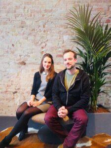 Anja und Cyrille